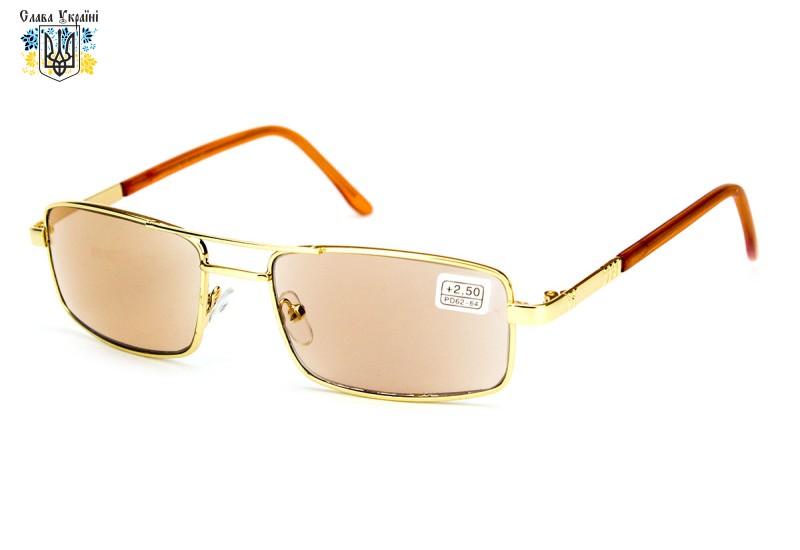 Фотохромные очки для зрения с диоптриями Boshi Veeton 6004