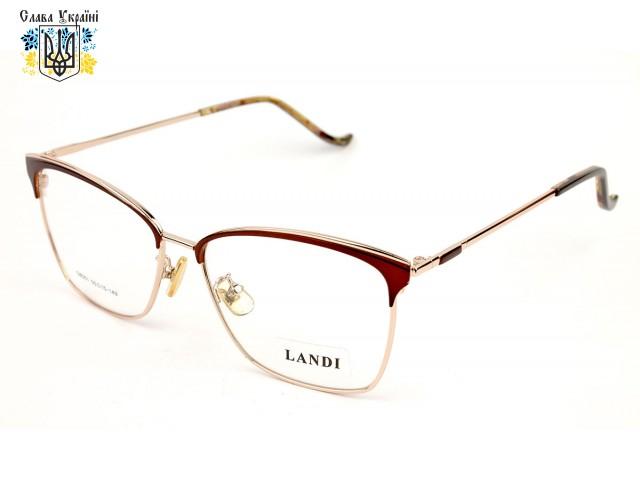 Женская оправа для очков вайфайеры  Landi 8051