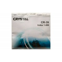 Астигматическая линза для очков из полимерного пластика CR-39 Crystal