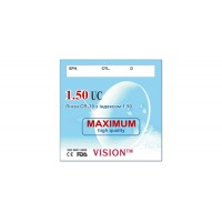 Линзы полимерные Vision СR-39 с индексом 1.5 без покрытий