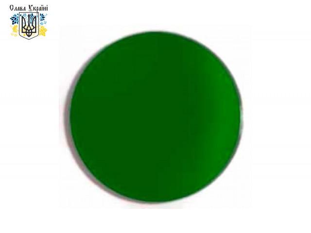 Глаукомные зеленые линзы