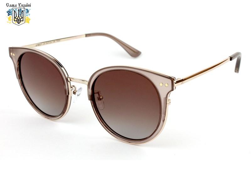 Солнцезащитные очки-раунды Sissi 8627