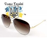 Солнцезащитные авиаторы Wilibolo 90-110